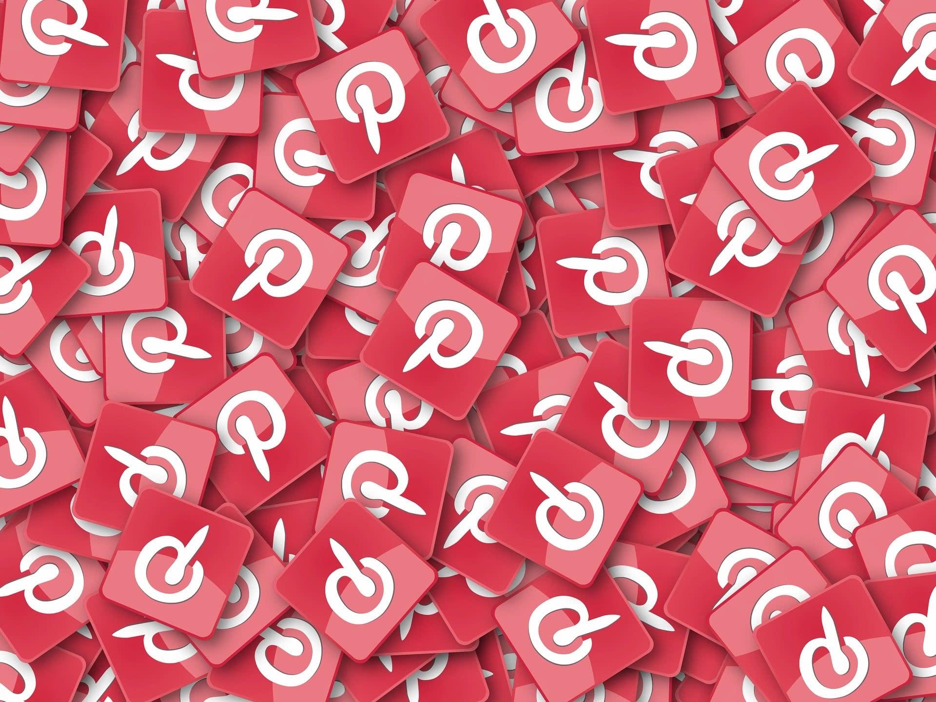 Pinterest App - Suche jetzt per Kamera