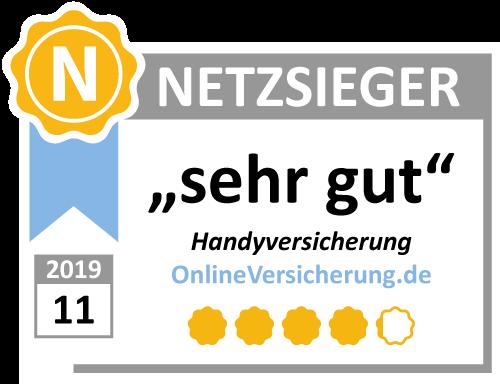 OnlineVersicherung.de - Handyversicherung - Netzsieger
