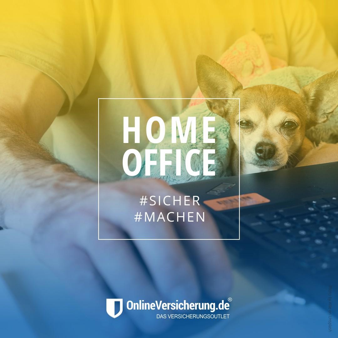 OnlineVersicherung - Reparaturkostenversicherung - HOMEOFFICE Schutz