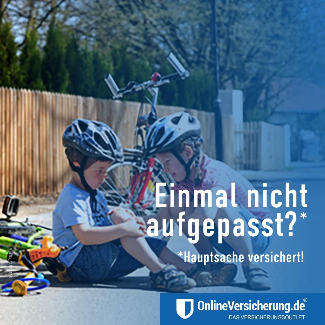 Unfallversicherung-Fahrradversicherung