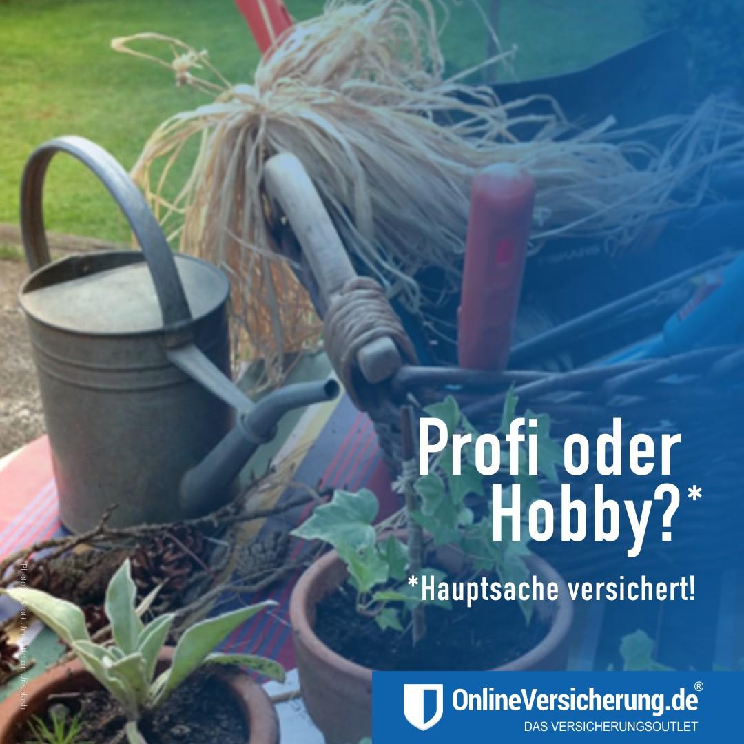 OnlineVersicherung-Gartenarbeit-Unfallversicherung