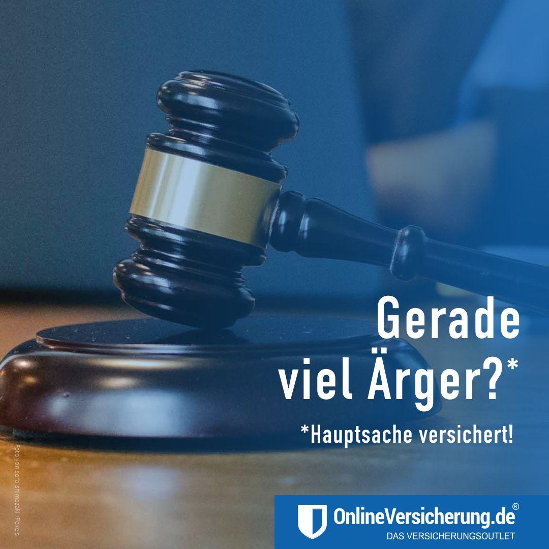 Versichern Sie sich & Ihre Familie bei Streitigkeiten - Rechtsschutzversicherung
