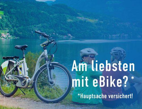 E-Bikes und Pedelecs werden immer beliebter!