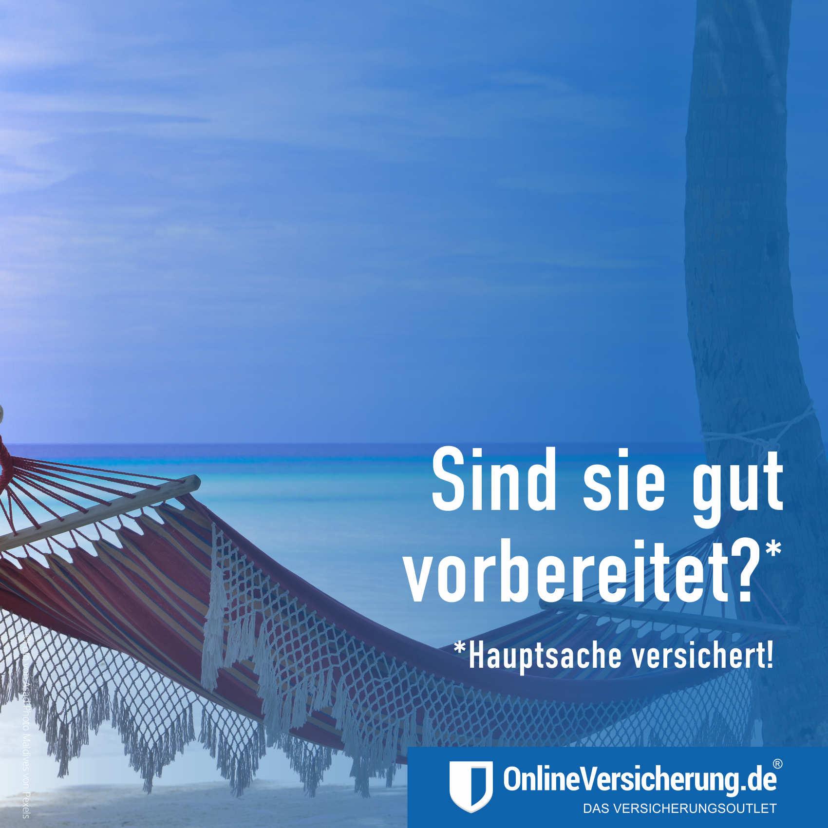 Urlaubszeit-Auslandsreisekrankenversicherung