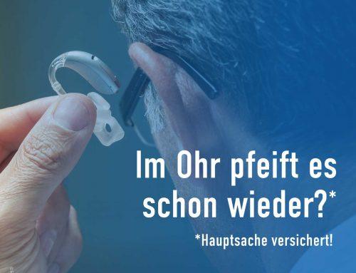 Hörgeräteversicherung