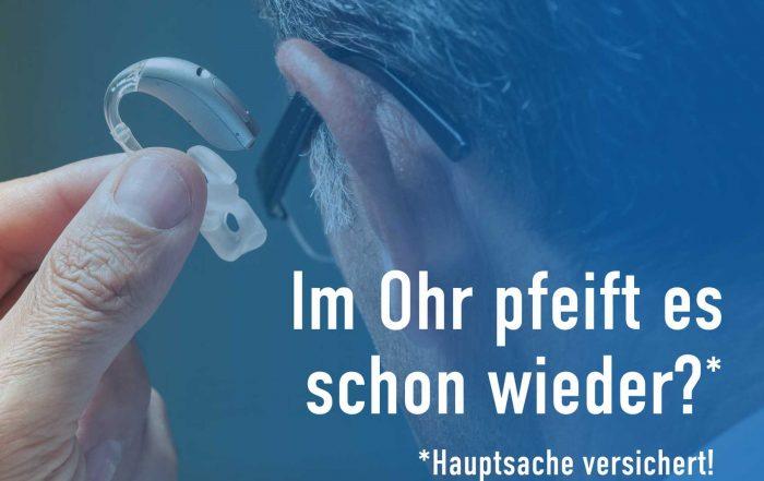 Hörgeräteversicherung Online